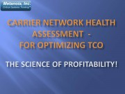 CarrierNetworkHealth-for-OptimizingTCO